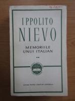 Anticariat: Ippolito Nievo - Memoriile unui italian (volumul 2)
