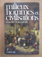 Anticariat: Joel Yves Blanc - Milieux, hommes et civilisations