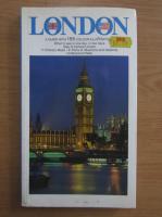 Anticariat: London. Guide in colour