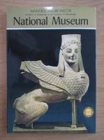 Anticariat: Manolis Andronicos - National Museum