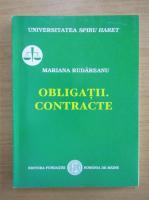 Mariana Radureanu - Obligatii. Contracte