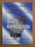 Mariana Radureanu - Obligatii. Responsabilitatea