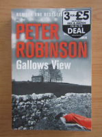 Anticariat: Peter Robinson - Gallows view