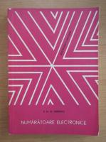 Anticariat: R. M. M. Oberman - Numaratoare electronice