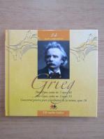 Anticariat: Rafael Alberola Rubio - Edvard Grieg (volumul 14)
