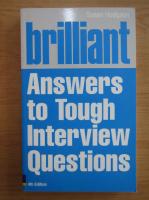 Anticariat: Susan Hodgson - Answers to tough interview questions