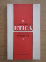 Anticariat: Termeni de etica pentru pionieri (volumul 1)