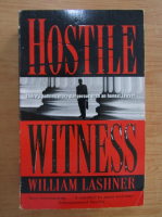 Anticariat: William Lashner - Hostile witness