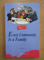 Anticariat: Yang Jibin - Every community is a family. Stories from China