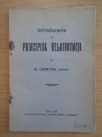 Anticariat: A. Ciortea - Intorducere in principiul relativitatii