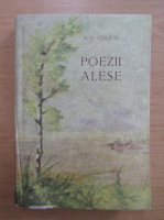 A. V. Coltov - Poezii alese