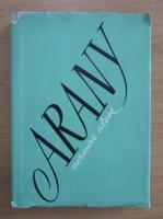 Arany Janos - Versuri alese