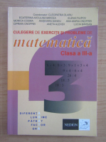 Anticariat: Cleopatra Olaru - Culegere de exercitii si probleme de matematica. Clasa a III-a