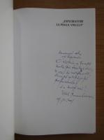 Anticariat: Constantin Paraschivescu - Exploratori la polul visului (cu autograful autorului)