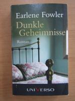 Anticariat: Earlene Fowler - Dunkle Geheimnisse