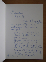 Anticariat: Florin Vasile Bratu - Povara drumului inchis (cu autograful autorului)