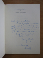 Anticariat: George Chirila - Semnul unei corabii (cu autograful autorului)