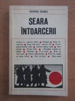 Anticariat: Gheorghe Bejancu - Seara intoarcerii