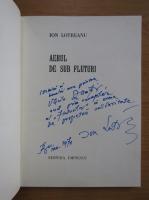 Anticariat: Ion Lotreanu - Aerul de sub fluturi (cu autograful autorului)