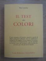 Anticariat: Max Luscher - Il test dei colori