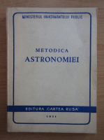 Metodica astronomiei