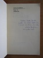 Anticariat: Nicolae Boghian - Sunet in epidaur (cu autograful autorului)