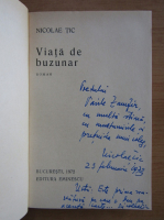 Anticariat: Nicolae Tic - Viata de buzunar (cu autograful autorului)