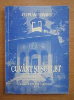 Anticariat: Olivian Bindiu - Cuvant si suflet