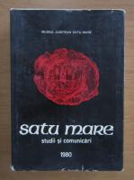 Anticariat: Satu Mare. Studii si comunicari, 1980