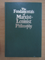 Anticariat: The fundamentals of Marxist-Leninist philosophy