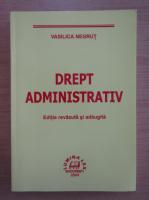 Vasilica Negrut - Drept administrativ