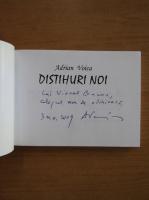 Anticariat: Adrian Voica - Distihuri noi (cu autograful autorului)