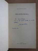 Anticariat: Al. Sandulescu - Delavrancea (cu autograful autorului)
