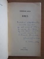 Anticariat: Anca Gheorghe - Eres (cu autograful autoarei)