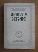 Anticariat: Arhivele Olteniei (volumul 4)