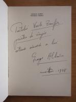 Anticariat: George Alboiu - Poemele campiei (cu autograful autorului)