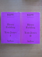 Anticariat: Henry Fielding - Tom Jones (2 volume)