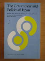 Anticariat: Hitoshi Abe - The Government and Politics of Japan