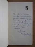Anticariat: Ilie Constantin - Vantul cutreiera apele (cu autograful autorului)