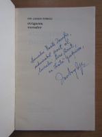 Anticariat: Ion Longin Popescu - Strigarea numelor (cu autograful autorului)