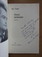 Anticariat: Ion Tudor - Seara intalnirilor (cu autograful autorului)