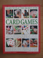 Jeremy Harwood - Learn to play the 200 best-ever card games