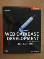 Jim Buyens - Web database development step by step