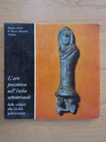 Anticariat: L'arte preistorica nell' Italia settentrionale