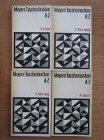 Anticariat: Meyers Taschenlexikon A-Z (4 volume)