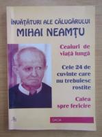 Anticariat: Mihail Neamtu - Ceaiuri de viata lunga. Cele 24 de cuvinte care nu trebuiesc rostite. Calea spre fericire