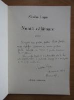 Anticariat: Nicolae Lupu - Nunta calatoare (cu autograful autorului)