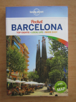 Pocket Barcelona. Top sights, local life, made easy