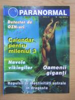 Anticariat: Revista Paranormal, anul IV, nr. 21