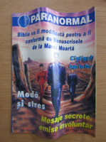 Anticariat: Revista Paranormal, anul V, nr. 37